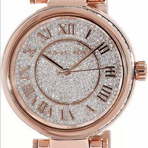 Michael Kors Women's MK5868 'Skylar' Crystal watch